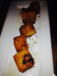 Cava Mezze Pork Belly