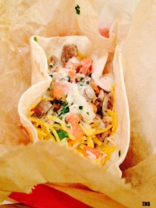District Taco Carne Asada Taco